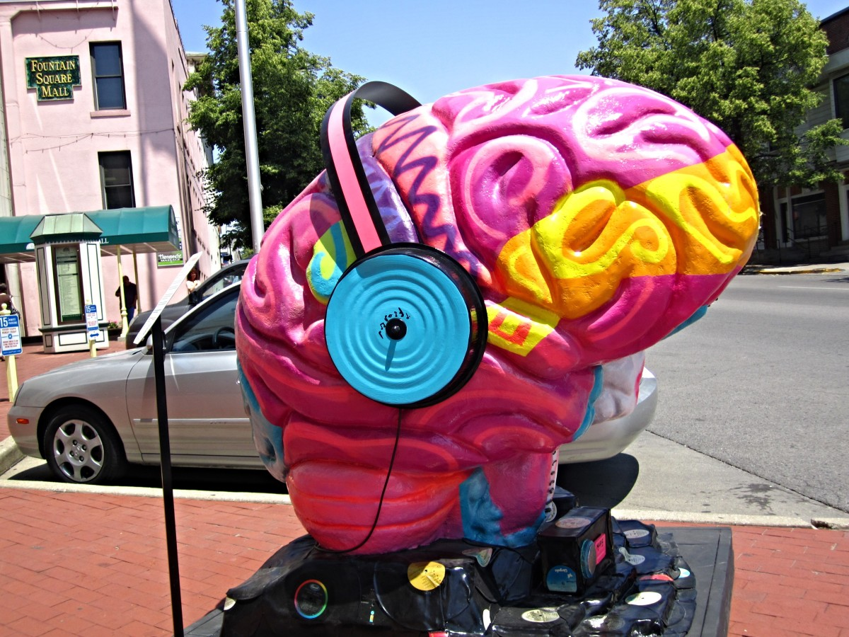 Musical Brain por Ali Eminov (Flickr) / Creative Commons