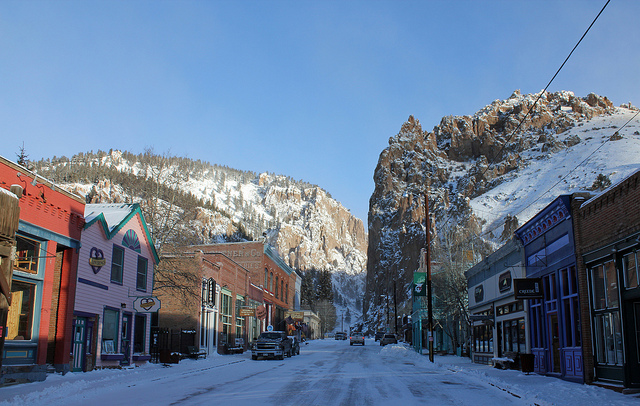 Creede (2.682 m de altitude). Crédito: Jeffrey Beall (Flickr) / Creative Commons.